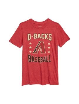 Arizona Diamondbacks Triple Play T Shirt by Majestic Mlb