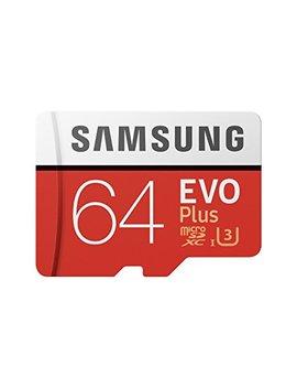 Samsung  64 Gb Micro Sdxc Evo Plus Memory Card W/ Adapter (Mb Mc64 Ga) by Samsung