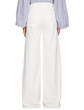 Irene Cotton Wide Leg Pants by Nili Lotan