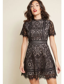 Frilled To The Core Lace Dress by Bb Dakota