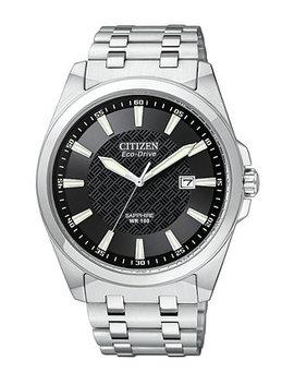 Men's Eco Drive Stainless Steel Bracelet Watch 41mm Bm7100 59 E by Citizen