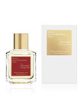 Baccarat Rouge 540 Scented Body Oil, 2.4 Oz./ 70 M L by Maison Francis Kurkdjian