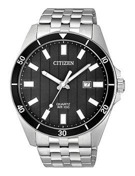 Men's Quartz Stainless Steel Bracelet Watch 42mm by Citizen