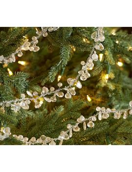Jeweled Garland by Pottery Barn