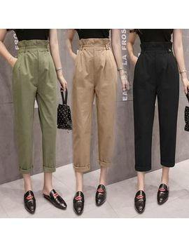 Vanci   Crop Harem Pants by Vanci