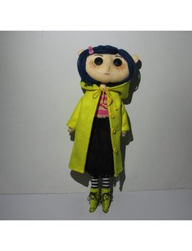 Coraline Doll by Etsy