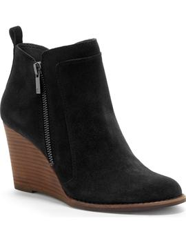 Yahir Wedge Bootie by Lucky Brand