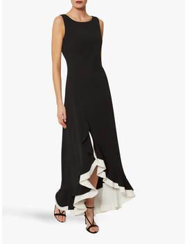 Gina Bacconi Jenna Maxi Dress, Black by Gina Bacconi