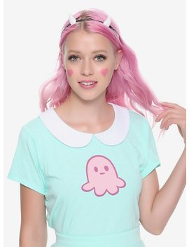 Star Vs. The Forces Of Evil Star Butterfly Cosplay Collar Girls T Shirt by Hot Topic