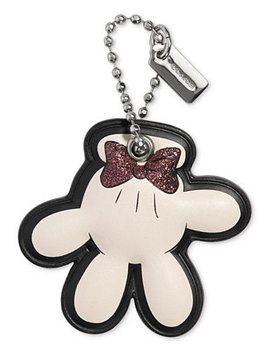 Minnie Mouse Glove Boxed Hangtag by Coach