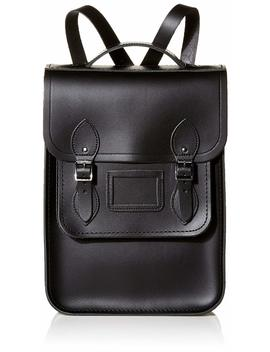 The Cambridge Satchel Company Portrait Donna Backpack Nero by The Cambridge Satchel Company