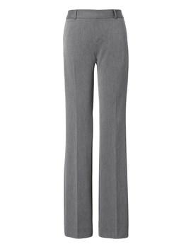 Logan Trouser Fit Heathered Pant by Banana Repbulic
