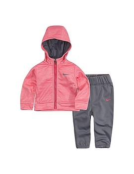 Nike® 2 Piece Therma Fit Hoodie And Pant Set by Buybuy Baby