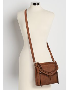 Whipstitch Crossbody Bag by Maurices