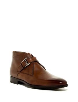 Raiden Monk Strap Boot by Magnanni
