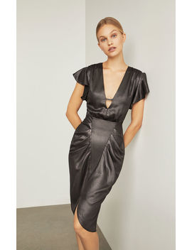 Metallic Sheath Dress by Bcbgmaxazria