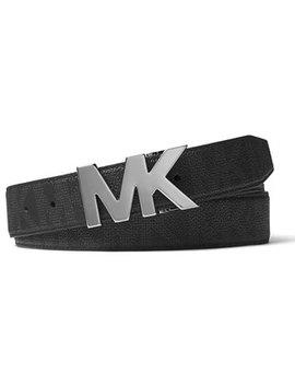 Men's Logo Belt by Michael Kors