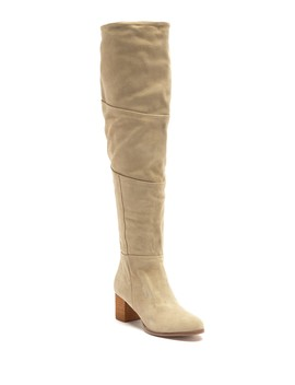 Peony Suede Over The Knee Boot by Matisse