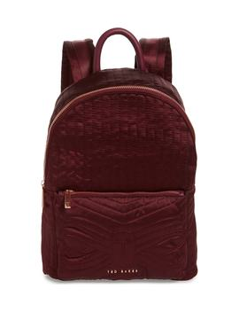 Quilted Bow Backpack by Ted Baker London