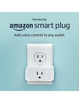 Amazon Smart Plug, Works With Alexa by Amazon
