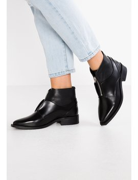 Prime Square Zip Midcut   Ankle Boots by Royal Republi Q