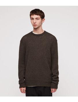 Ektan Crew Sweater by Allsaints