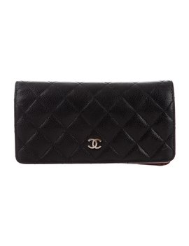 Quilted Timeless Clutch by Chanel