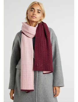 Basic Scarf   Sjaal by Calvin Klein