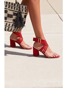 Lina Block Heel by Free People