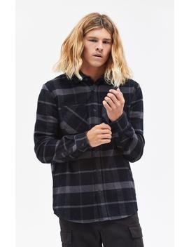 Volcom Weirdoh Faded Plaid Flannel Shirt by Pacsun