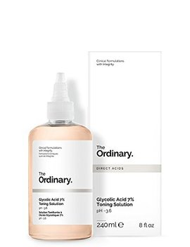The Ordinary Glycolic Acid 7 Percents Toning Solution 240ml by The Ordinary