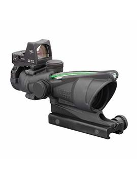 Acog 4 X 32 Scope Dual Illuminated Crosshair .223 Ballistic Reticle by Trijicon