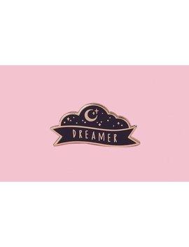 Dreamer Enamel Pin by Etsy