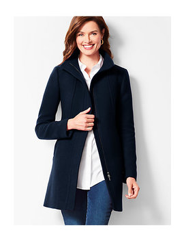 Italian Wool Coat by Talbots