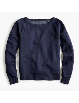 Pocket Sweatshirt by J.Crew