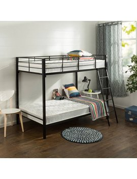"""Slumber 1 Comfort 6"""" Twin Pack Bunk Bed Spring Mattress, Twin Over Twin by Zinus"""