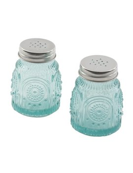 The Pioneer Woman Adeline Glass Salt And Pepper Shaker Set by The Pioneer Woman