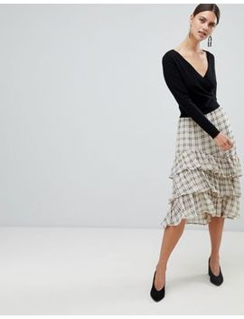 Y.A.S Sachecky Layered Skirt by Y.A.S.