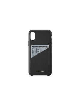 leather-card-iphone-x-case by casetify