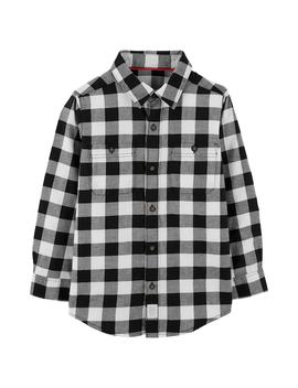 Boys 4 12 Carter's Plaid Button Down Shirt by Kohl's