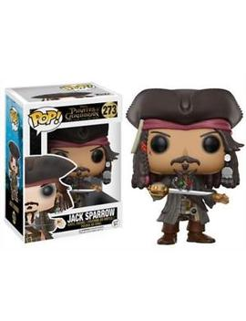 Funko Pop Pirates Of The Caribbean Jack Sparrow Action Figure 4day by Funko