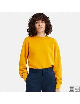 Sweat Shirt Col Rond Uniqlo U Femme by Uniqlo