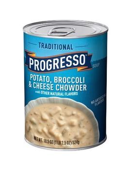 Progresso Potato, Broccoli & Cheese Chowder Soup   18.5oz by Progresso