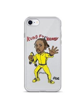"Kendrick Lamar ""Kung Fu Kenny""  I Phone Case, I Phone X, 8, 7, 6, Plus, Samsung Galaxy S8, 7, 6, Edge  Hip Hop Phone Case by Etsy"