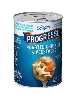 Progresso® Light Roasted Chicken & Vegetable Soup   18.5oz by Progresso