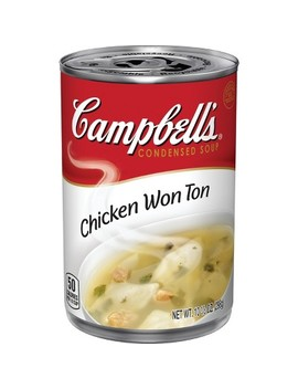 Campbell's® Condensed Chicken Won Ton Soup 10.5 Oz by Campbell's