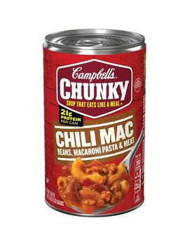 Campbell's® Chunky™ Chili Mac Soup 18.8 Oz by Campbell's