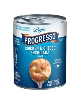 Progresso® Light Chicken & Cheese Enchilada Soup 18.5 Oz by Progresso