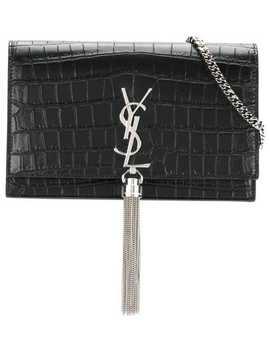 Saint Laurent Monogram Kate Tassel Chain Wallethome Women Saint Laurent Bags Shoulder Bags by Saint Laurent