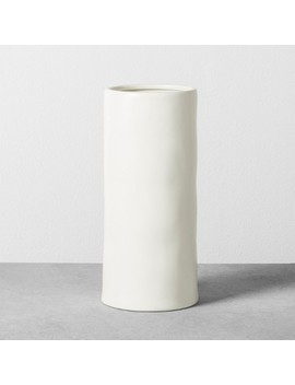 Vase   White   Hearth & Hand™ With Magnolia by Shop This Collection